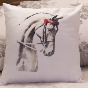 HoofPrints Photo Cushions