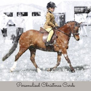 Click here to view HoofPrints Personalised Christmas Cards