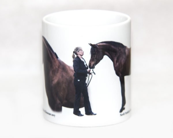 HoofPrints Personalised Mug