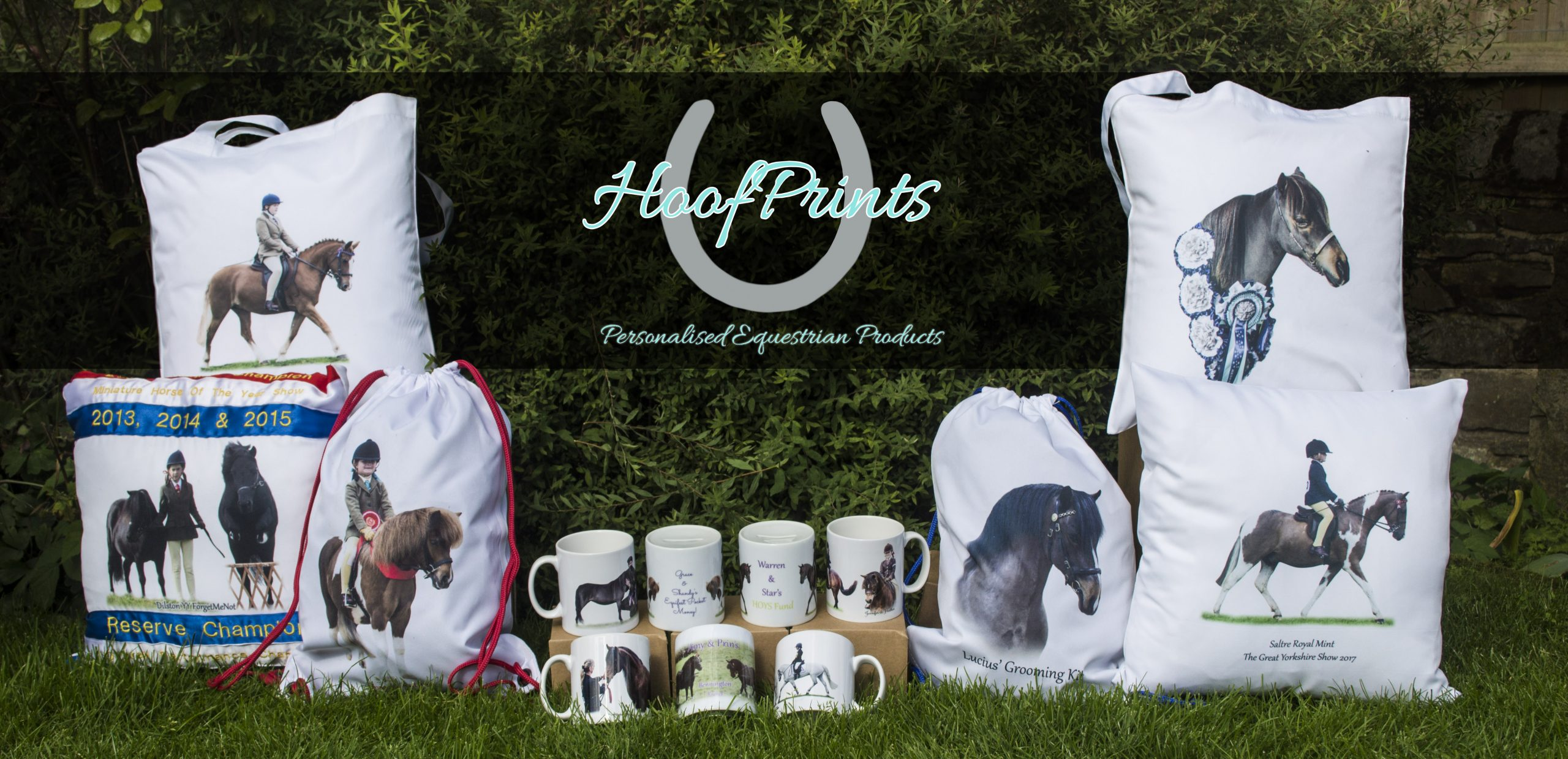 HoofPrints Personalised Equestrian Products