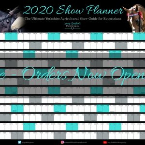 Yorkshire 2020 Wall Planner