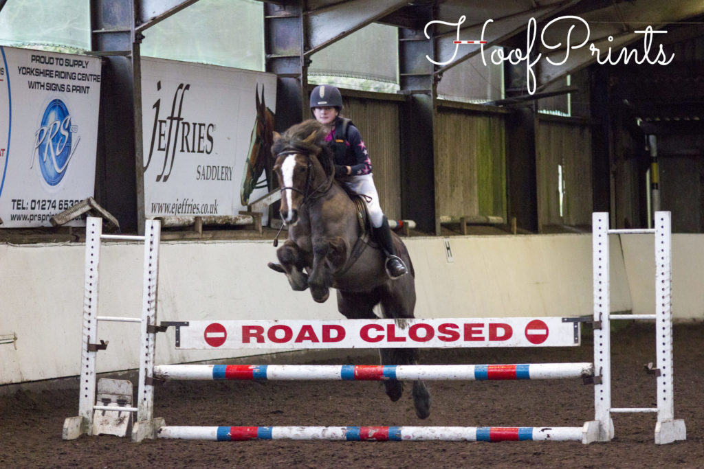Brimham WInter Showjumping