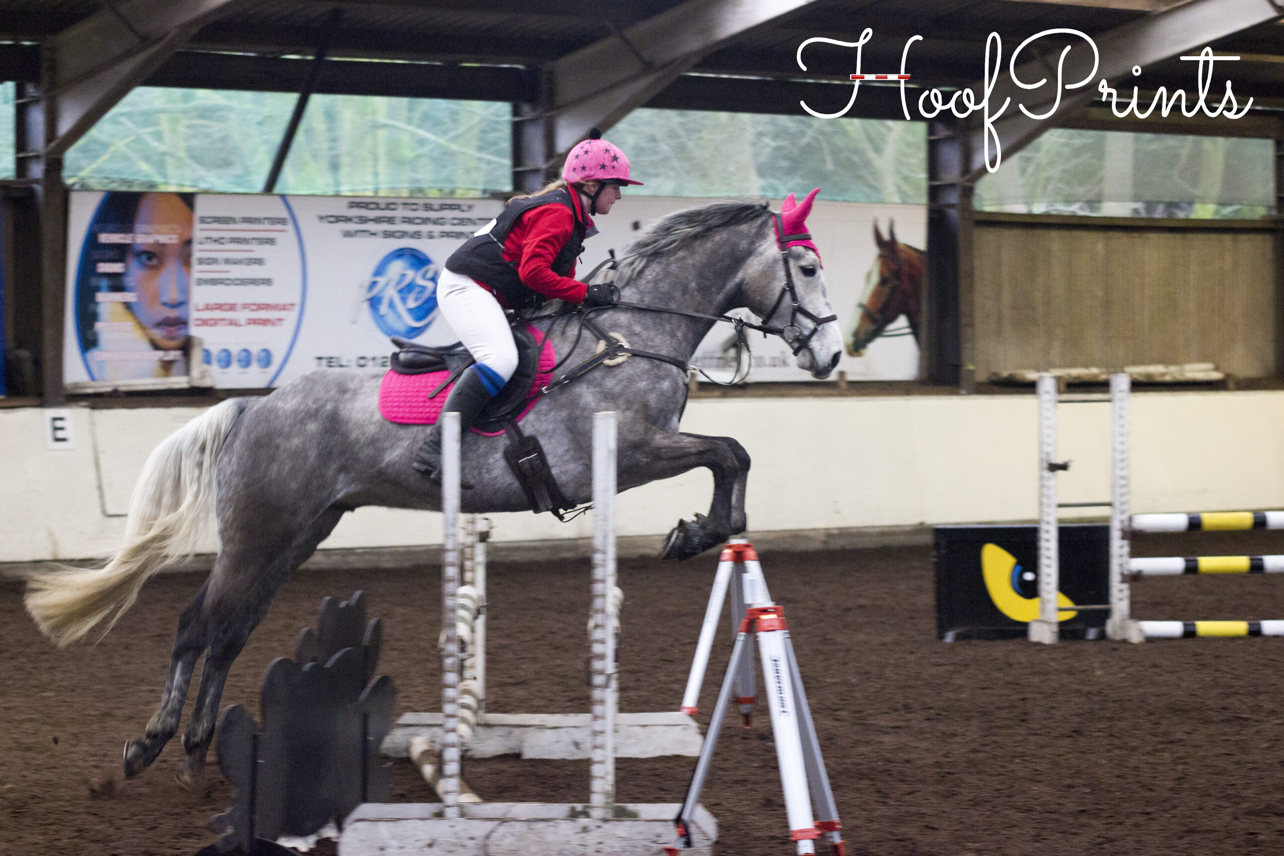 Brimham February Show Jumping